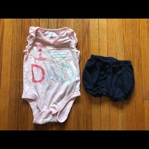 Baby Gap two items